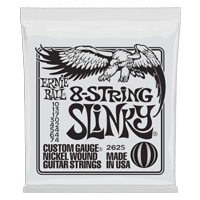 Slinky 8-String Nickel Wound Guitarra Eléctrica  Thumb