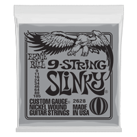 Cordes de guitare électrique Slinky 9-String Nickel Wound   Thumb