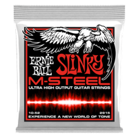 Skinny Top Heavy Bottom Slinky M-Steel Electric Guitar Strings - 10-52 Gauge Thumb