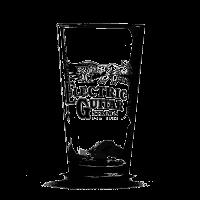 Vintage Logo Pint Glasses (Set of 4) Thumb
