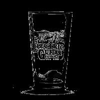 Ernie Ball Vintage Logo Pint Glass Thumb