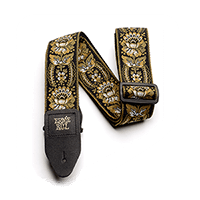 Ernie Ball Royal Orleans Jacquard Strap Thumb