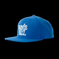 Boné azul com logo Ernie Ball em branco Thumb
