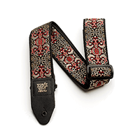 Ernie Ball Persian Gold Jacquard Strap Thumb