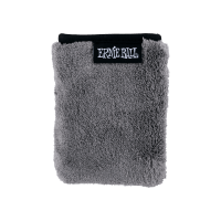 Ernie Ball 30 cm x 30 cm Ultra-Plush Microfiber Polish Cloth Thumb