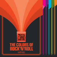 Complete  Colors of Rock n' Roll Poster Set Thumb