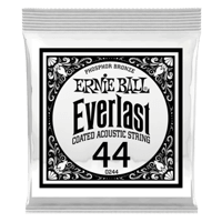 .044 Everlast Coated Phosphor Bronze Akustik-Gitarrensaite 6er Pack Thumb