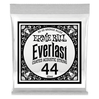 .044 Everlast Coated 80/20 Bronze Akustik-Gitarrensaite 6er Pack Thumb