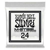 .024 M-Steel Wound Electric Guitar Strings 6 Pack Thumb