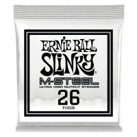 .026 M-Steel Wound Electric Guitar String Thumb