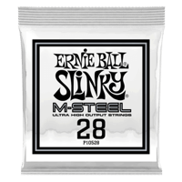 .028 M-Steel Wound Electric Guitar Strings 6 Pack Thumb