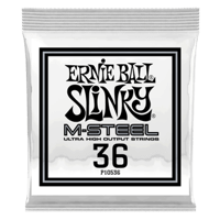 .036 M-Steel Wound Electric Guitar String Thumb