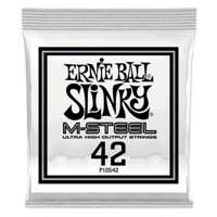 .042 M-Steel Wound Electric Guitar String Thumb