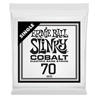 .070 - Corda Singola per Basso Elettrico Cobalt Wound Thumb