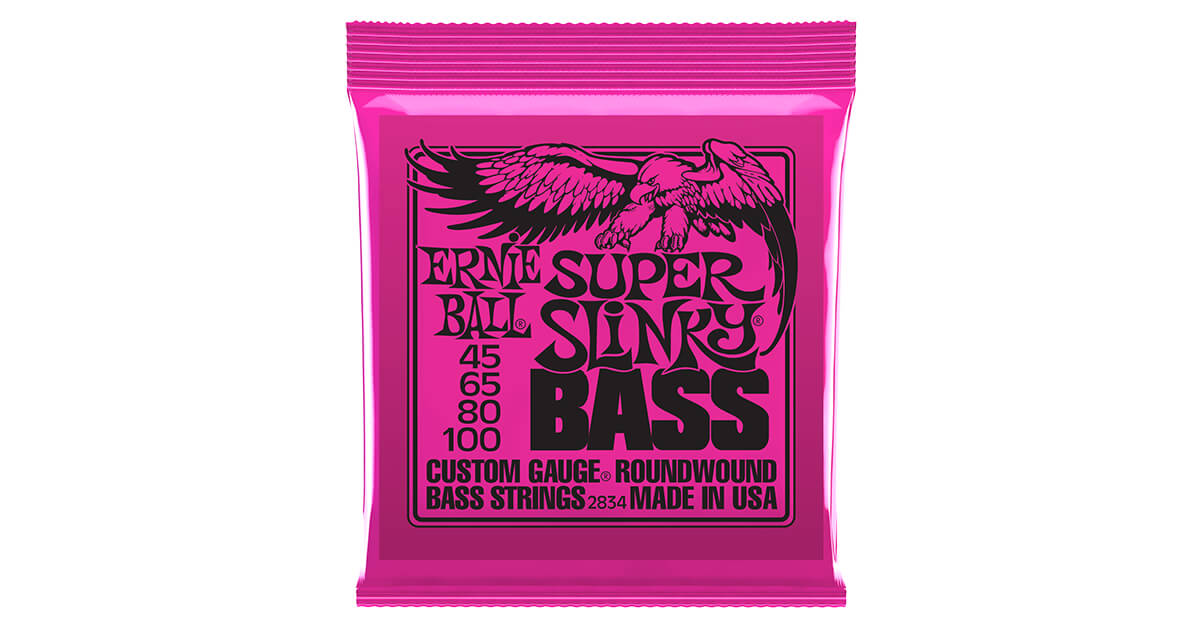 slinky nickel wound bass ernie ball. Black Bedroom Furniture Sets. Home Design Ideas