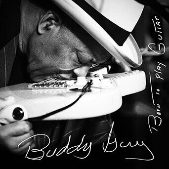 Buddy Guy Album Cover