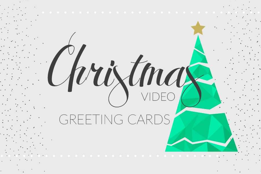 Create Christmas Video Greetings with Our Video Maker