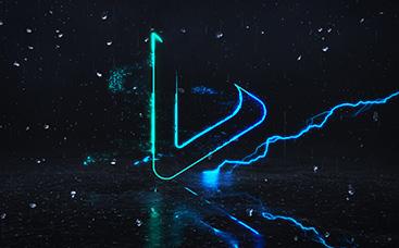 Thunderstorm Logo Reveal