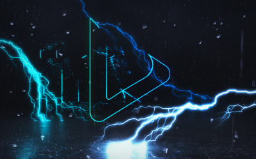 Thunderstorm Logo Reveal