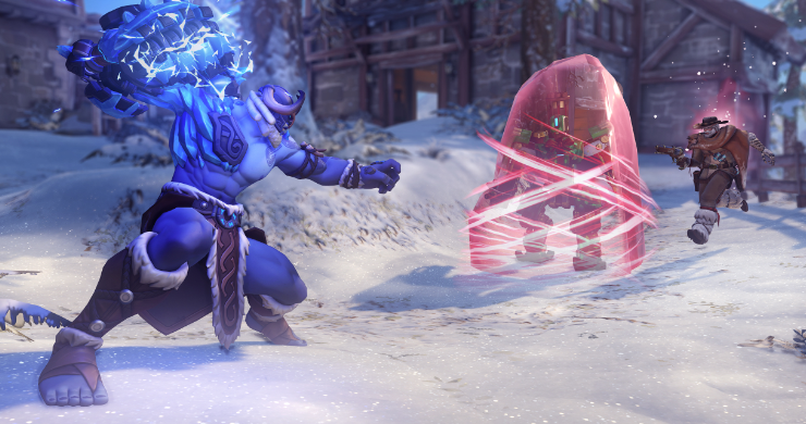 Overwatch Patch Notes - Bug Fix for Freezethaw Elimination