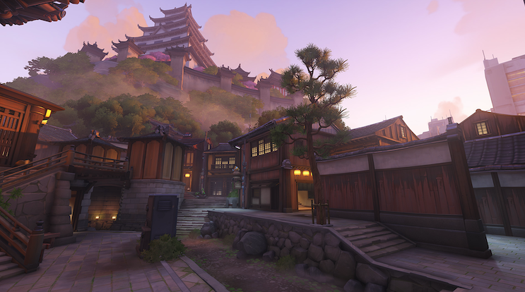 Overwatch adds new free-for-all deathmatch map Kanezaka