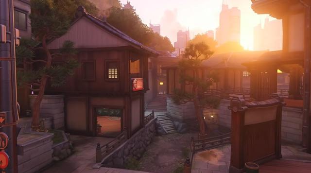 Overwatch Patch Notes - Kanezaka Map Bug Fix