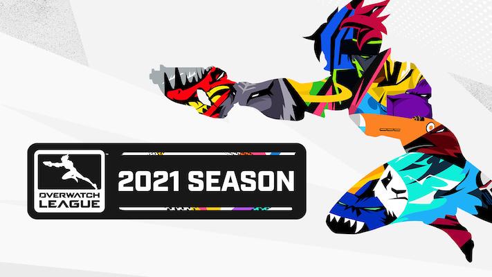 Overwatch League releases 2021 season schedule