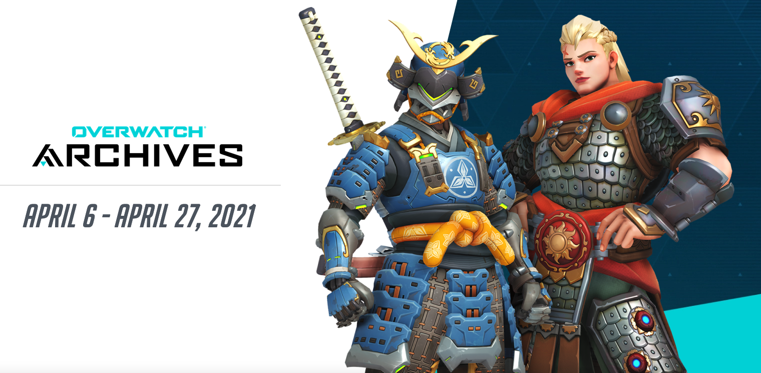 Overwatch Patch Notes - Overwatch Archives 2021