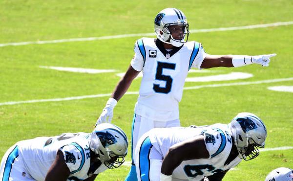 Panthers trade QB Bridgewater to Broncos for draft pick