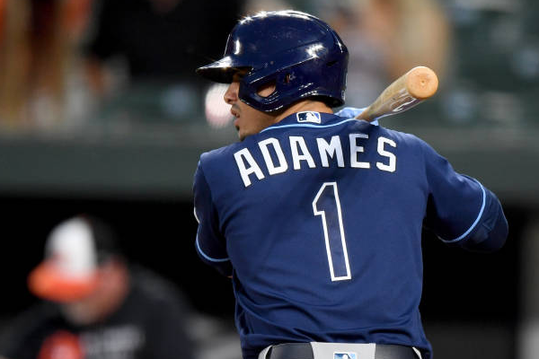 Rays trade Adames, Richards to Brewers