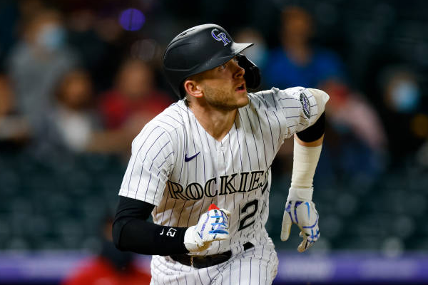 Rockies place SS Story on 10-day IL