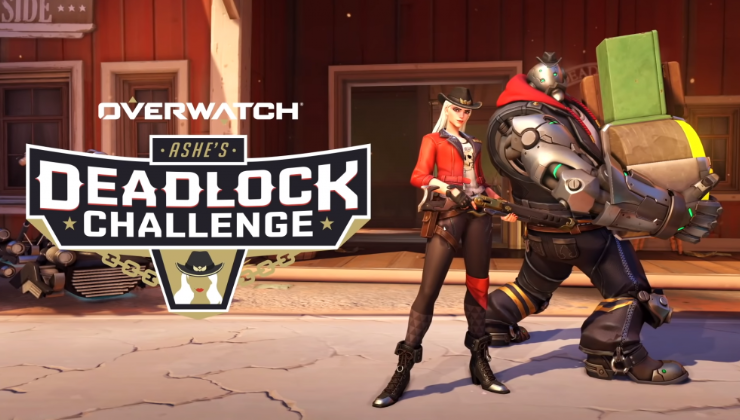 Overwatch Patch Notes - Ashe's Deadlock Challenge
