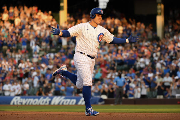 Cubs trade Rizzo to Yankees for minor league prospects