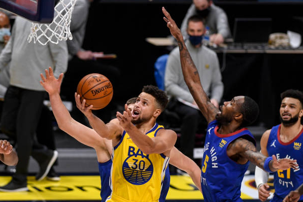 Warriors sign Curry to 4-year, $215M contract extension