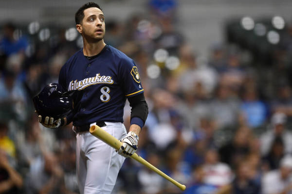 Braun retires after 14 seasons with Brewers