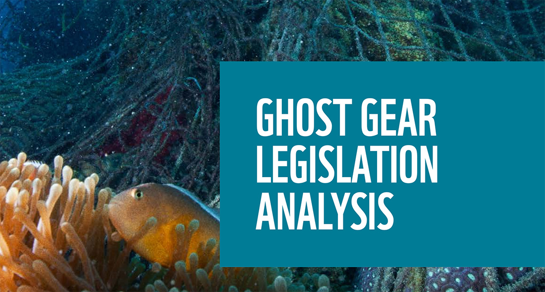 New Report Offers Policy Solutions for More Effective Action on Abandoned, Lost and Discarded Fishing Gear