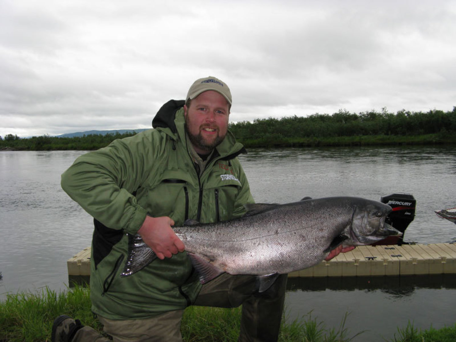 World Class King and Silver Salmon Fishing