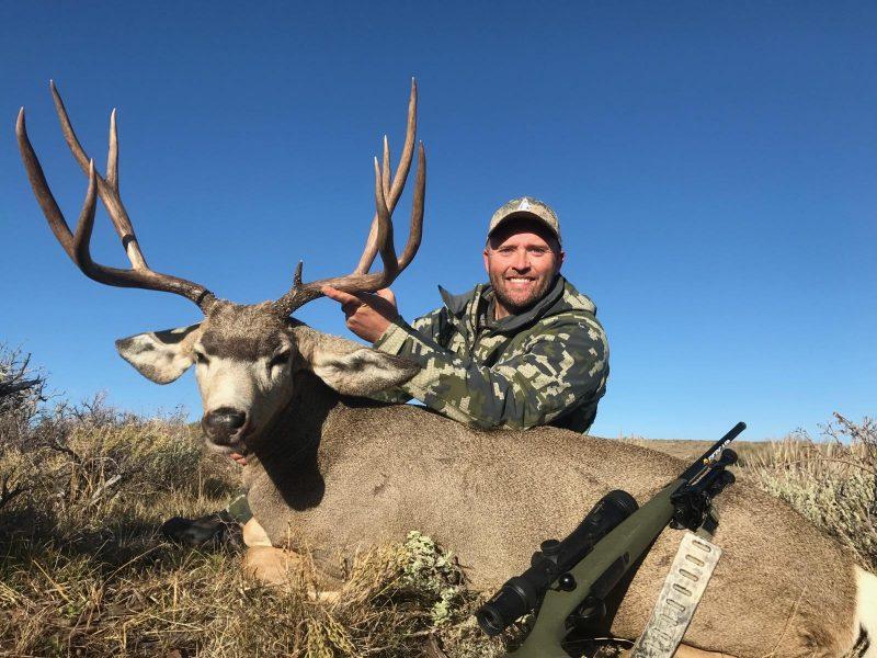 SW Wyoming Trophy Mule Deer Hunts