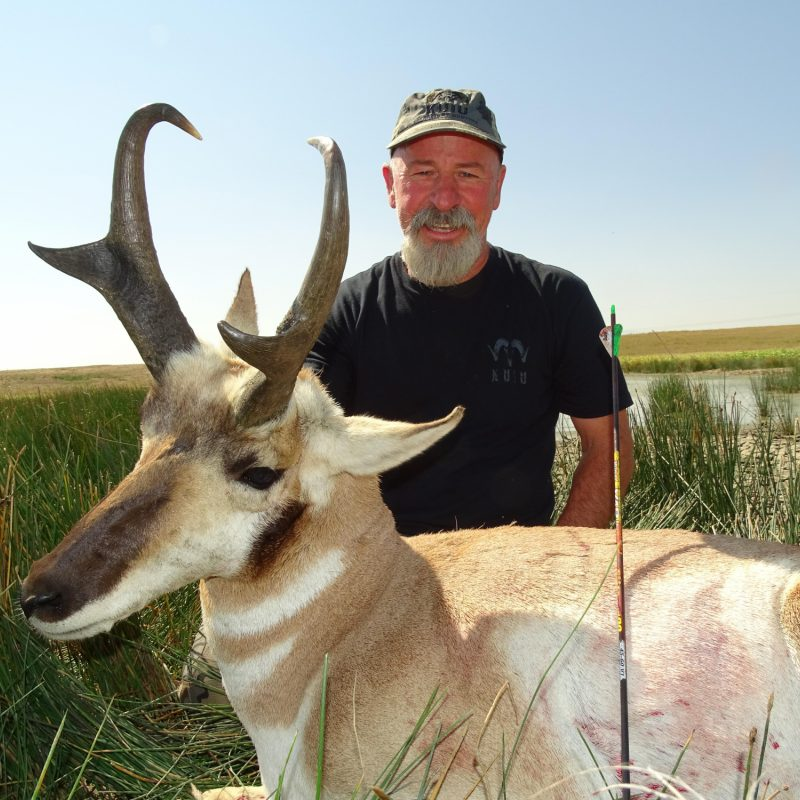 Archery Antelope Second Tag