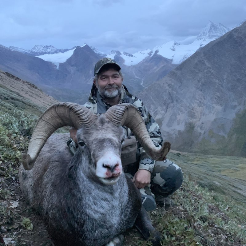 Ben Carter Sheep Hunt 2