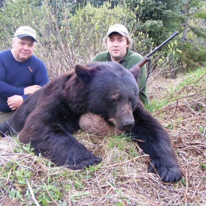 Copper River Pictures Bear Hunt 1 022
