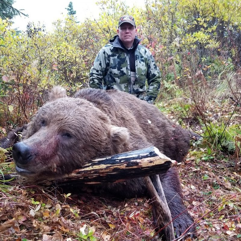 David Poe Brown Bear Hunt SMALLER FOR WEB