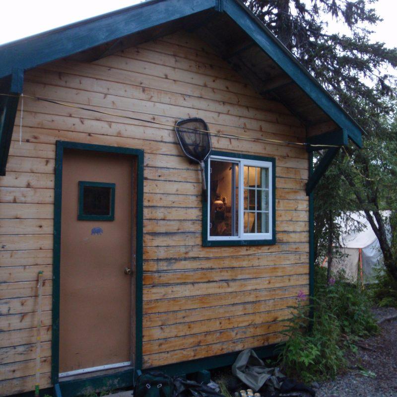 Hunter Cabin Alaska