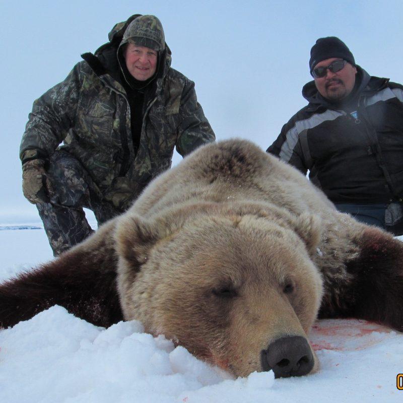 Hunter Tony and bear 0163 CR LR