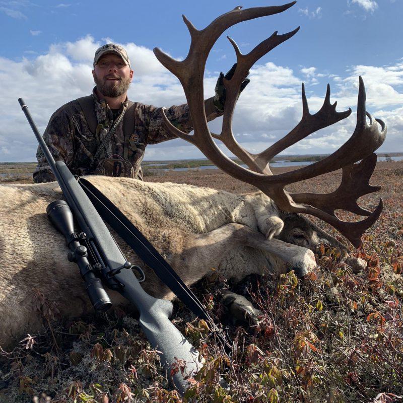 Jason Reese Woodland Caribou