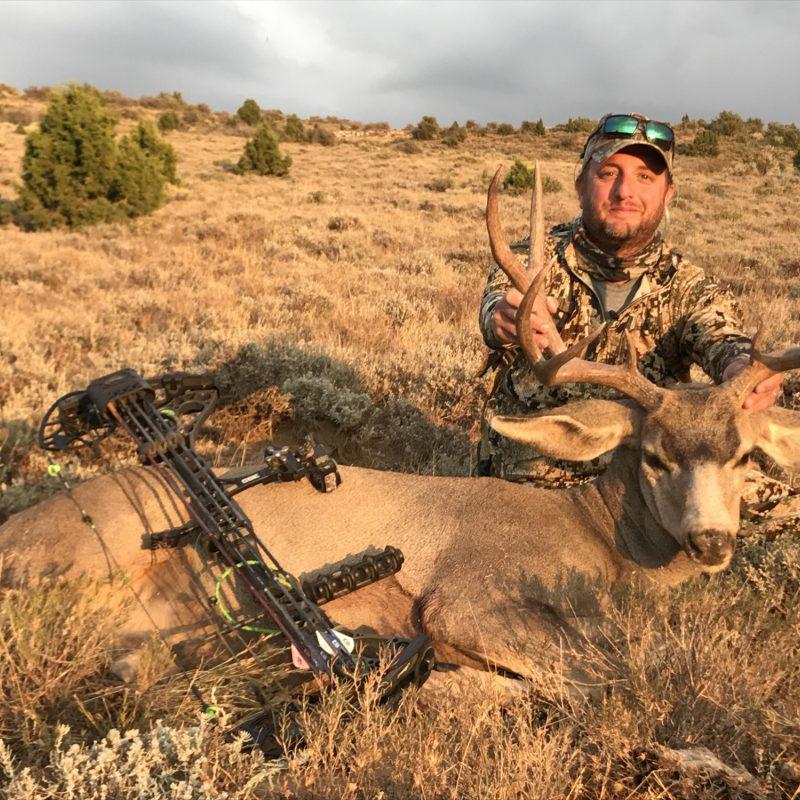 Kenny Devall Mule Deer 2