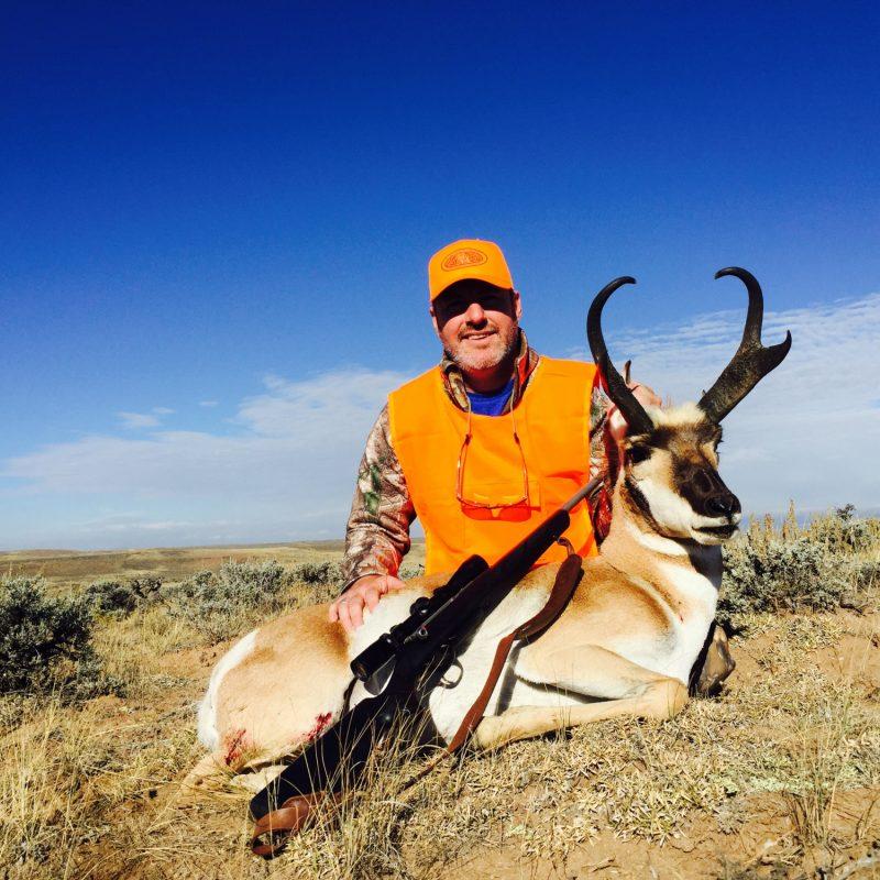 Kyle Shoemaker Antelope