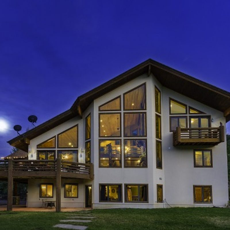 Lodge in Utah