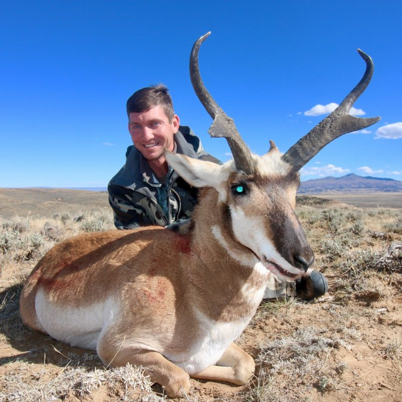Logan Elliott Antelope Hunt