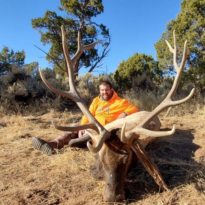 Mike Meyer 2nd Season Elk Cropped